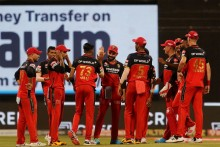 KKR Vs RCB: Ferguson Gets Finch Out For 16; Bengaluru Need 39