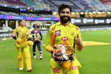 Dhoni Lauds 'Fantastic' Jadeja After CSK's Win Vs KKR