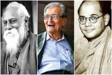 The Political Ownership Of Three Legends: Netaji, Tagore And Amartya Sen