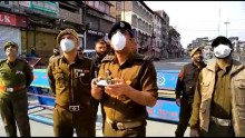 To Contain Coronavirus, J&K Police File FIR And Use Drones To Monitor Movement Of People