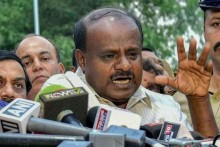 'I Am Going Through Pain Every Day, But Have To Run Govt Smoothly,' Says Kumaraswamy