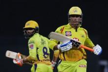 CSK Vs RR: Dhoni Run Out For Run-a-ball 28, Chennai 107/5 (18)