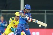 Dhawan Departs After Making 85; Delhi Need 22 Off 21