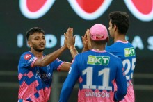 Wickets For Sakariya, Morris; CSK Falter