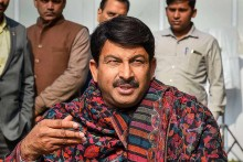 Manoj Tiwari Removed From Delhi BJP Chief's Post, Aadesh Kumar Gupta To Take Over