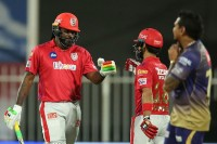 Mandeep, Gayle Blitz Helps KXIP Blow Away KKR; Boost Playoff Chances