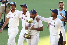 Pant Bats India To Historic Series Win In Gabba Test
