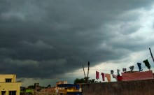 'Amphan' Weakens Into Extremely Severe Cyclonic Storm, Rain Lashes Parts Of Odisha