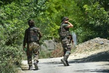 Pre-Dawn Encounter Kills 3 Militants, Woman In Srinagar's Batamaloo