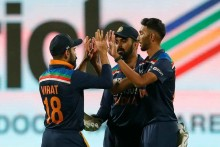 Prasidh's 4/54 Helps IND Post 66-run Win