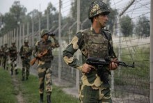 BSF Jawan Killed By Bangladeshi Troops Along West Bengal Border