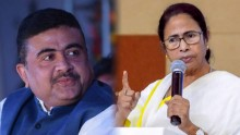 Battleground Nandigram: It's Mamata Banerjee Vs Suvendu Adhikary