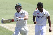 4th Test, Day 1: Natarajan Removes Labuschagne