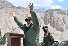 'Era Of Expansionism Is Over': Top Quotes From PM's Ladakh Speech