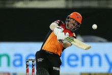 SRH Vs DC: Carnage In Dubai As Warner Hits 25-ball Fifty