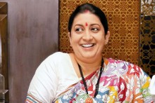 'When A Woman Chooses To Look After Her Family, Does She Expect To Be Paid?' Smriti Irani