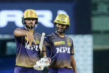 Rana, Tripathi Help KKR Set 188-run Target For SRH