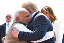 Live Updates: Prez Trump, PM Modi At Gandhi Ashram In Ahmedabad