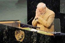 First Palestine And Now Myanmar: New India Sits Out On Issues Of Human Rights At The UN