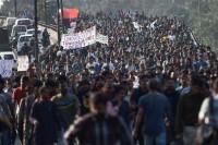 JNU Agitation: Students, Teachers Demand Resignation Of Vice-Chancellor