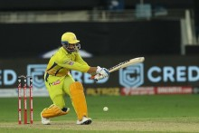 CSK Vs DC LIVE: Faf Gone, Chennai Bank On Dhoni; Need 55 In 12