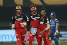 RCB Vs MI LIVE: Zampa Gets Hardik, Mumbai Need 113 In 42