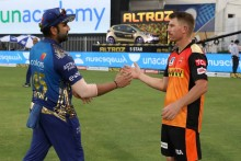 Rohit Opts To Bat First, SRH Make Four Changes