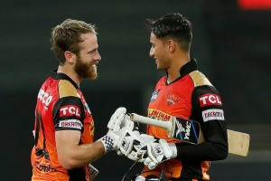 SRH Dent RR's IPL 2021 Playoff Chances With 2nd Win