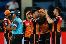 SRH Vs DC: Stunning Rashid Claims 3/7, Delhi Need 110 Runs Off 18