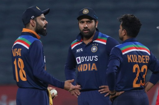Kohli's Stepping Down As India's T20 Captain Part Of BCCI 'Roadmap'