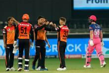 RR Vs SRK: Shankar Removes Buttler; Rajasthan 110/4 (15.3)