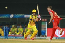 Faf Keeps CSK On Course Need 5 Of 30 Balls