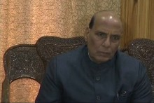 LIVE Updates: Security For Those Who Take Money From Pakistan And ISI To Be Reviewed, Says Rajnath