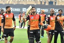 Manish Pandey's Bat Gives SRH Hope Of Playoff Berth