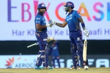 Rohit Steady For MI As DC Bowlers Get Surya, de Kock