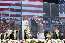 India-US Together In Fight Against Terror: PM Modi At 'Namaste Trump'