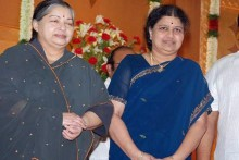 It Is Jayalalithaa (Memorial) Versus Sasikala Now