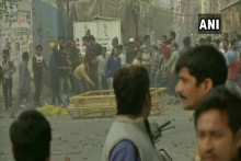 For Second Day In Row, Pro And Anti-CAA Protesters Clash In Delhi's Maujpur
