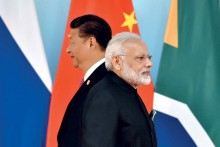 A Matured India Knows How To Deal With China Firmly | By Ram Madhav