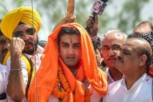 Gautam Gambhir Has Two Voter IDs, Alleges AAP, Files Criminal Complaint