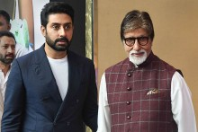 Amitabh Bachchan, Abhishek Bachchan Test Positive For Covid, Shifted To Hospital
