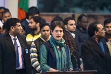 'Fake News': Priyanka Gandhi Denies IANS Story On Lutyens Bungalow Extension