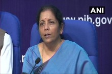 FM Nirmala Sitharaman Announces Slash In Corporate Tax For Domestic Companies