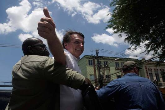 Brazil President's Reluctance To Get COVID-19 Vaccine Might Keep Him Out Of UN Premises