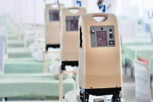 'Against A Daily Demand For 10,000 Oxygen Concentrators, We Are Only Able To Supply 90'