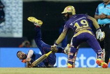 KKR Pin Hopes On Andre Russell, Dinesh Karthik; Need 19 Off 12