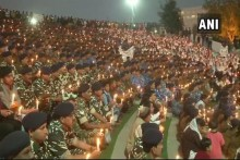 Amid Anger And Tears, Thousands Gather To Pay Tributes To CRPF Jawans Killed In Pulwama Attack