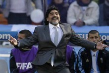 Maradona's Funeral To Be Held In Govt House