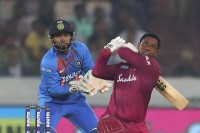 LIVE: IND Vs WI, 1st T20I - Chahal Double Checks Windies Onslaught