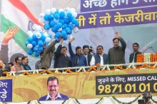 With Focus On 'Guarantee Card', Kejriwal Prepares To Be Sworn In As Delhi CM For Thrid Time